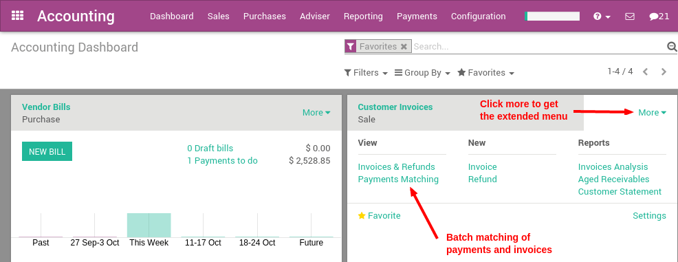 What Are The Different Ways To Record A Payment Odoo Business - What is invoice in accounting
